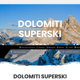 SKIPASS SOLO SU SHOP ONLINE DEL DOLOMITI SUPERSKI